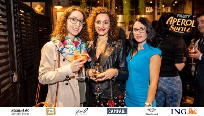 Aperol Spritz Party - 100 Years of Joy - Aperinetwork - Come à la Maison - Robin du Lac Concept Store - Luxembourg (40)