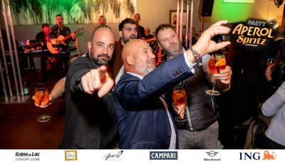 Aperol Spritz Party - 100 Years of Joy - Aperinetwork - Come à la Maison - Robin du Lac Concept Store - Luxembourg (51)