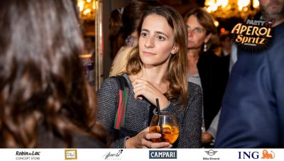 Aperol Spritz Party - 100 Years of Joy - Aperinetwork - Come à la Maison - Robin du Lac Concept Store - Luxembourg (56)