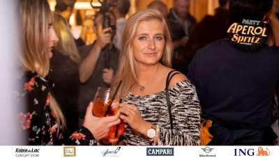 Aperol Spritz Party - 100 Years of Joy - Aperinetwork - Come à la Maison - Robin du Lac Concept Store - Luxembourg (59)