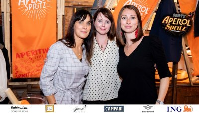 Aperol Spritz Party - 100 Years of Joy - Aperinetwork - Come à la Maison - Robin du Lac Concept Store - Luxembourg (75)