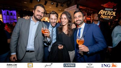 Aperol Spritz Party - 100 Years of Joy - Aperinetwork - Come à la Maison - Robin du Lac Concept Store - Luxembourg (87)