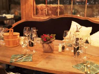 Event Venue - Christmas and End Year Dinner Parties 2019 - Come à la Maison - Robin du Lac Concept Store - Luxembourg (80)