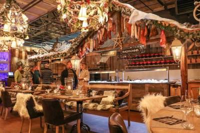 Restaurant - Come à la Montagne - Come à la Rôtisserie - Le Chalet - Robin du Lac Concept Store - Luxembourg (10)