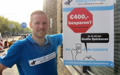 Interview Wijkkrant: Rivierenbuurt maakt kennis met Ben Boschker