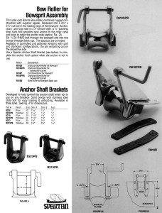 Anchor Shaft Brackets