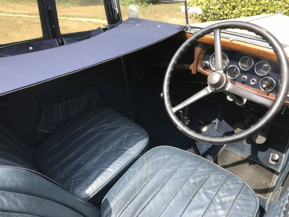 1934 Austin 10 Two Seater With Dickey Seat Vintage And