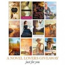 Novel Lovers Giveaway