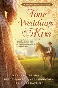 Four Weddings & a Kiss