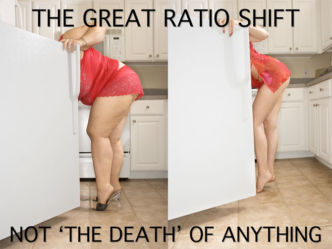 Ratio-Shift