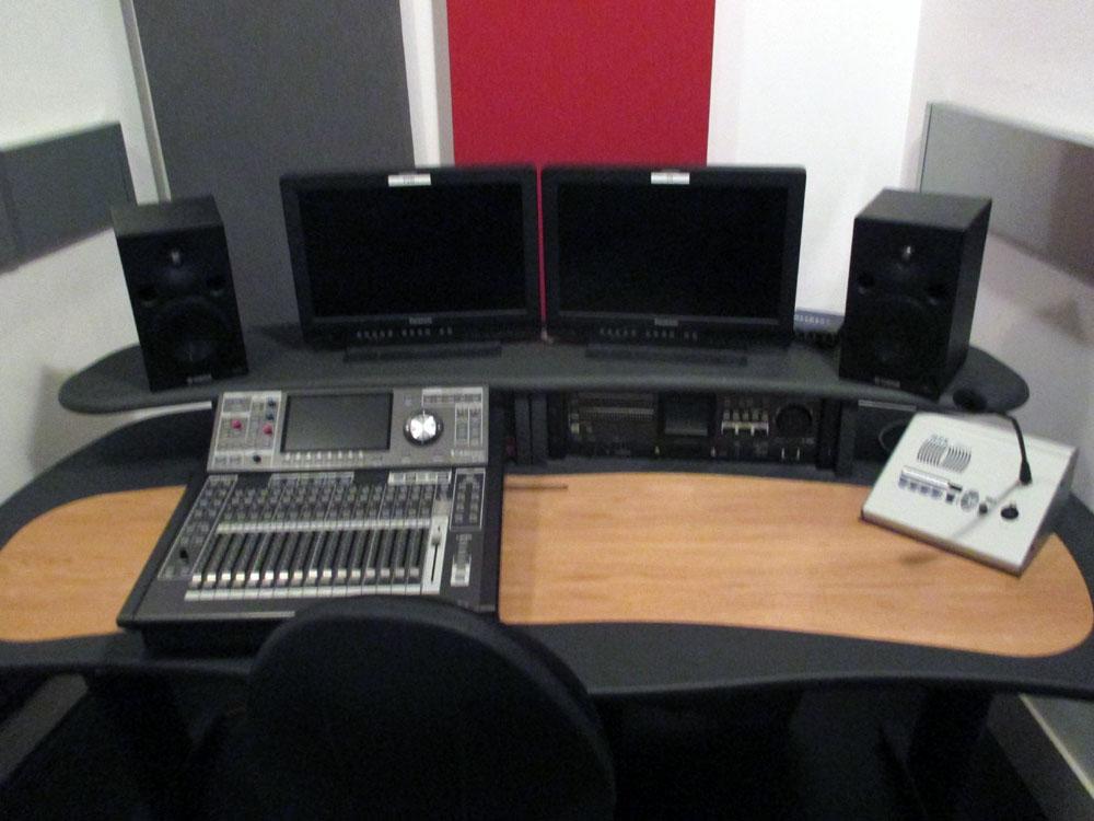 Peralatan di Studio Livestreaming