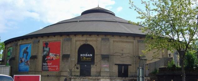 Roundhouse, London. Foto: Wikipedia.