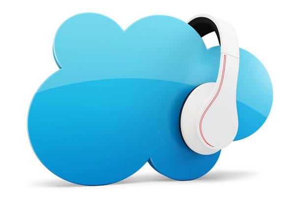 Streaming musk dari cloud. Sumber gambar.