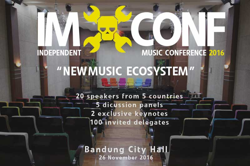 Independent Music Conference 2016
