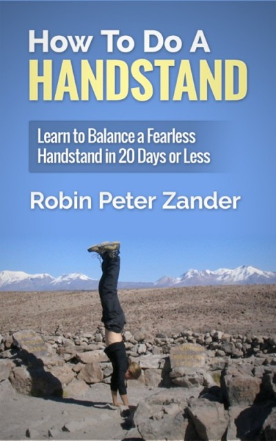 Handstand Ebook Cover