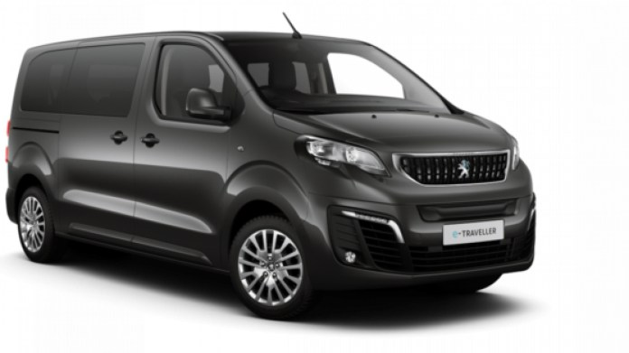 Business Peugeot Traveller Sw 100kw Active Standard 8 Seat 50kwh 5dr Auto Robins And Day