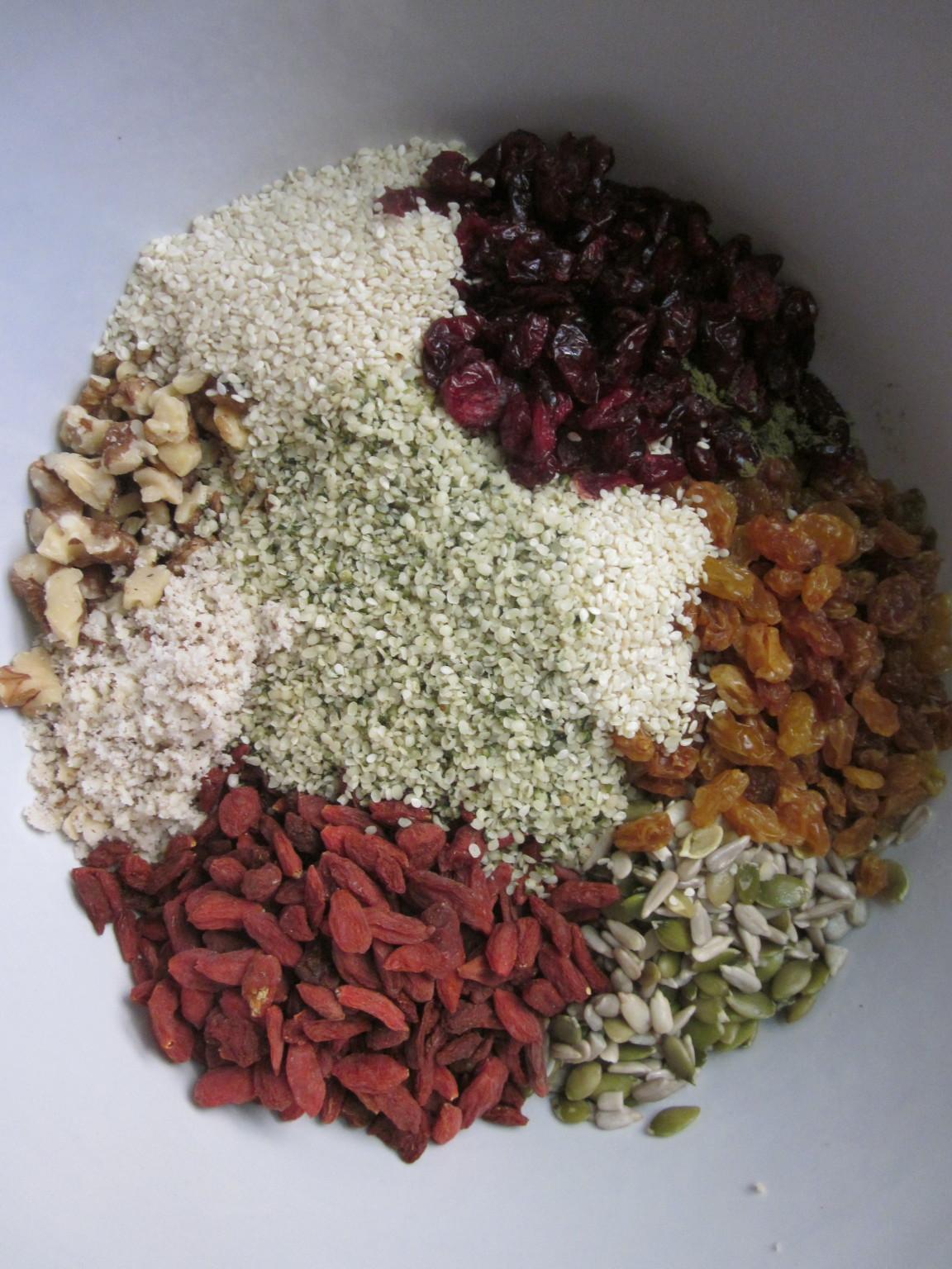 Hemp Protein Fruit Nut And Seed Bar Reciperobins Key
