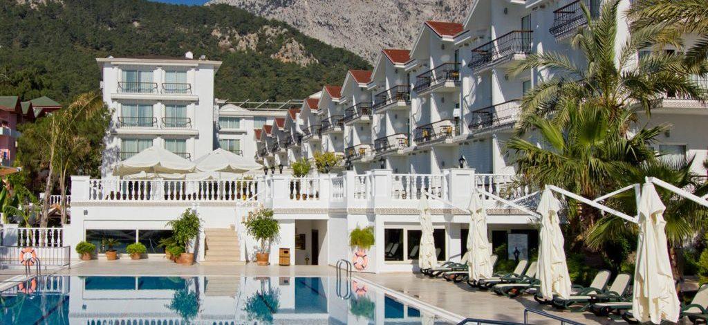ONKEL HOTELS BELDIBI RESORT 5*!