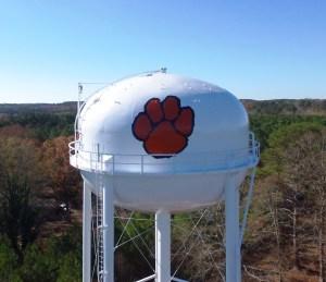 Fayette, Alabama - Hospital Tank
