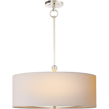 thomas o brien reed 22 inch hanging shade ceiling light