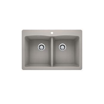 diamond 210 silgranit drop in kitchen sink