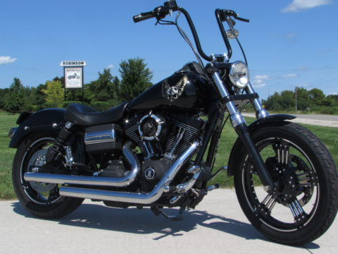 2007 Harley-Davidson Dyna Street Bob FXDB   - $8,500 in Customizing - Cool, Strong and Loud - $35 Week