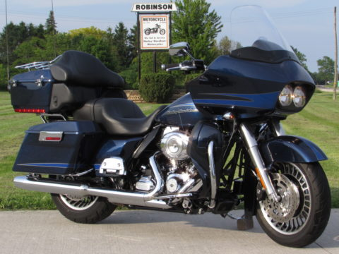 2012 Harley-Davidson Road Glide ULTRA FLTRU  103 - Like Out of the Crate - ZERO Down $39 Week