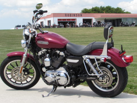 2006 Harley-Davidson XL1200C Custom  - Extraordinary - ONLY 3,900 miles - Lots of Customizing -