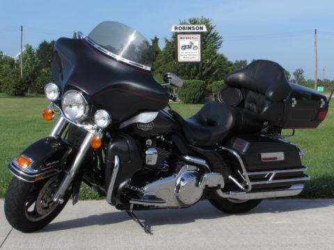 2008 Harley-Davidson Electra Glide ULTRA Classic FLHTCU   Factory 96 and 6speed - Det Tourpack - Chrome - $33 Week