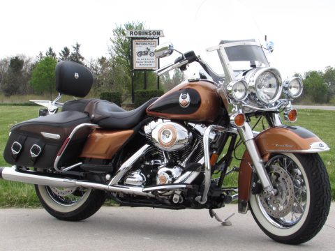 2008 Harley-Davidson Road King Classic FLHRC   105th Anniversary  - 11,900 Local KM - $39 Week