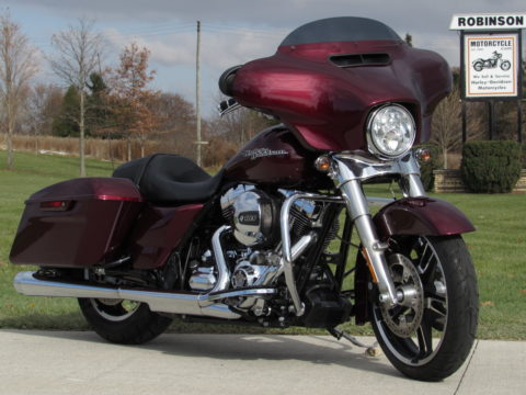 2015 Harley-Davidson Street Glide FLHX   - Low 2,900 Miles - Exhaust - $47 Week - Mysterious Sunglo paint