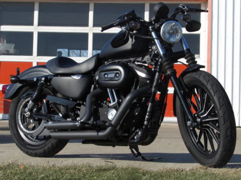 2014 Harley-Davidson XL883N Sportster Iron  - $3,000 in Works - Local - 7,300km - $26 weekly