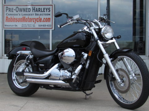 2007 Honda Shadow Spirit 750  - Low 17,100 Miles - Vance and Hines Exhaust - ONLY $15 Week