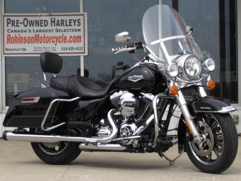2014 Harley-Davidson Road King FLHR   - Tru-Dual Rinehart Exhaust - 42,000 KM - ONLY $39 Week