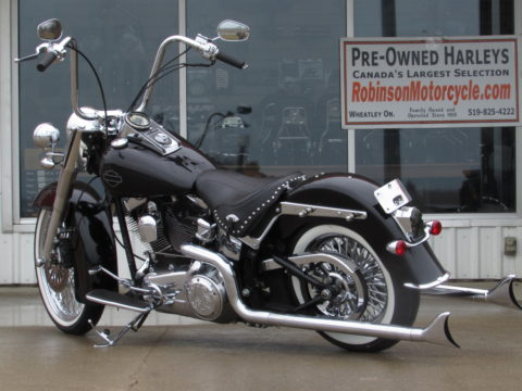 2008 Harley-Davidson Softail Deluxe FLSTN   - Cholo Spectacular - $37 weekly - $8,000 in Customizing - Must See