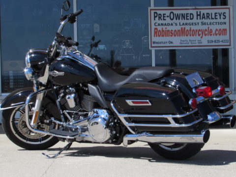 2018 Harley-Davidson Road King Police Edition FLHP  107 - ONLY 5,000 miles! Screamin' Eagle Exhaust - $40 Week