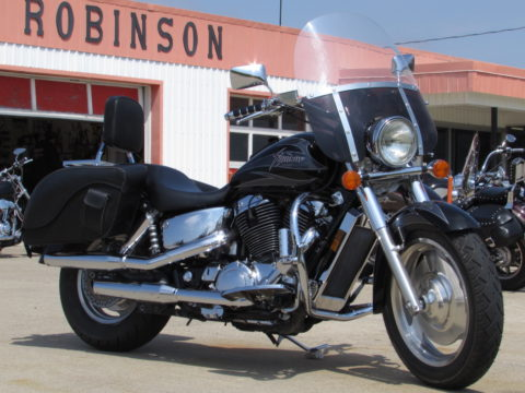 2001 Honda Sabre 1100  - 53,700 KM - ONLY $20 Week - Sharp Clean Chrome ready to take home!