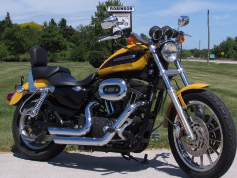 2007 Harley-Davidson XL1200R Roadster  - Throaty Vance and Hines - Low 8,900 miles - $24 Week