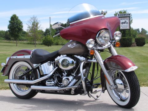 2009 Harley-Davidson Softail Deluxe FLSTN   - Throaty Vance and Hines Exhaust - ONLY $37 Week