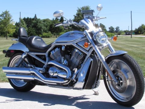 2002 Harley-Davidson V-Rod VRSCA   Time Capsule from 2002 - Immaculate Condition! - ONLY 3,800 miles!