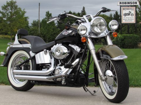 2007 Harley-Davidson Softail Deluxe FLSTN   - 1 Owner since New - $2,500 in Options - from $35 weekly!