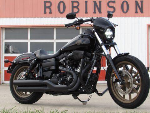2017 Harley-Davidson Dyna Low Rider S FXDLS  Rare 110 Screain Eagle - Last Edition Dyna - $ 55 week - Local LOW kms -