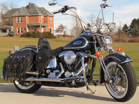1999 Harley-Davidson Heritage Softail Springer FLSTS   - Rare Last Year EVO - Low $35 Week