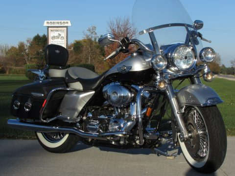 2003 Harley-Davidson Road King Classic FLHRC   - 20,800 miles - 100th Ann - ONLY $28 Week