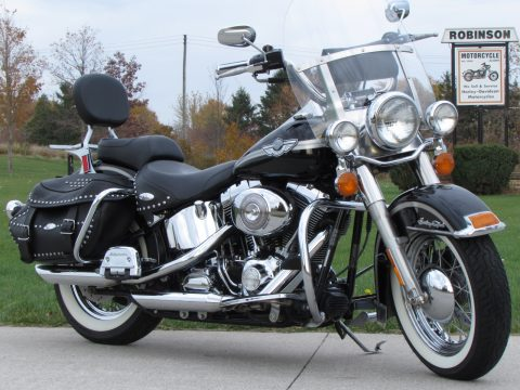 2003 Harley-Davidson Heritage Softail Classic FLSTC   - 1 Owner NEW from Robinson's - ONLY $29 Week