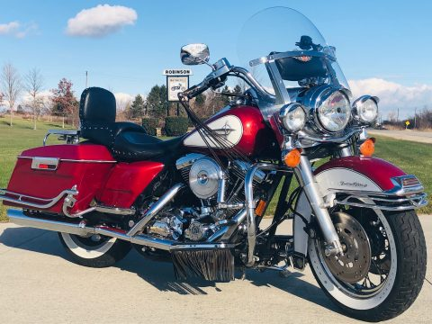 1996 Harley-Davidson Road King FLHR   - Gorgeous EVO - Locally owned for last 20 years.