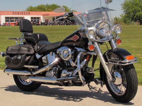 1997 Harley-Davidson Heritage Softail Classic FLSTC   - Original EVO - Runs Great
