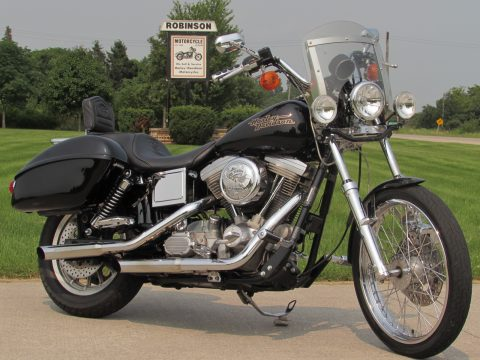 1997 Harley-Davidson Dyna Super Glide FXD   - Runs Awesome - Chrome front end, Beautful Paint
