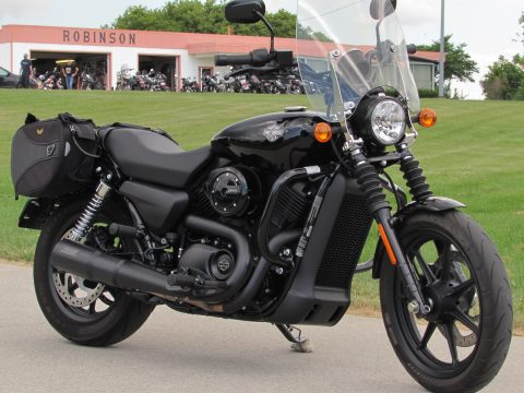 2018 Harley-Davidson Street XG 500   - ONLY 1,065 KM's - Throaty Vance and Hines Exhaust