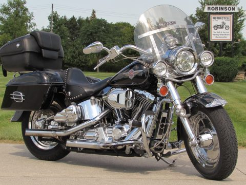 2004 Harley-Davidson Fat Boy FLSTFI   - 1 Owner - Over $16,500 in Customizing, Options and Performance